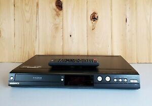 Magnavox MDR533H/F7 320GB HDD DVD Recorder W/ Remote Tested & Working & DVD-R