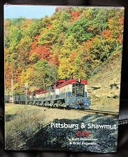 MORNING SUN BOOKS - PITTSBURG & SHAWMUT In Color - HC 128 Pages