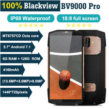 Impermeabile Blackview BV9000 Pro 4G SMARTPHONE 5.7'' 6GB/128GB CELLULARE FACEID