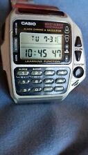 Reloj Calculadora, M/D, Casio 1174 CMD-40