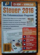 Aldi-Steuer-CD-2016-Einkommensteuer CD-Rom