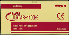 Durico Super Ulstar Brand 1100HG Thermal Paper 5 rolls per case (1100HG)