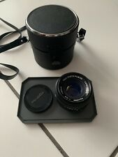 FUJINON Fujica 55MM F/2.2 M42 Prime lens