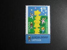 CEPT-Europe, Single Stamp, LIETUVA, 2000, **/MNH