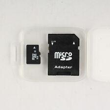 Cheap 8GB High Capacity Flash Micro TF Memory Card + With Adaptar Hot