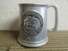Cripple Creek worlds greatest gold camp pewter mug collectable