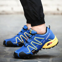 Men's Shoes Sneakers Outdoor Hiking Cozy Breathable Sports Athletic Running