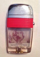 1964-1965 New York World's Fair Unisphere and AMF Monorail Scripto Lighter