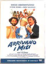 Dvd Arrivano i miei di Nini Salerno 1983 Nuovo