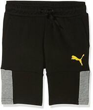 Puma Justice League Pantaloncino Unisex Bambini Cotton Nero XL