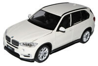 BMW X5 F15 SUV Weiss Ab 2013 1/24 Welly Modell Auto mit oder ohne individiuell..