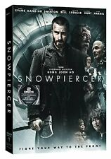 SNOWPIERCER DVD - [2-DISC EDITION] - NEW UNOPENED - CHRIS EVANS