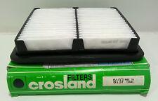CROSLAND 8197 AIR FILTER DAEWOO MATIZ & TICO 800CC & 1.0 VEHICLES