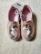 Toddler Girls' Macia Unicorn Sneakers - Cat & Jack  Pink Size7