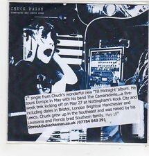 (FL216) Chuck Ragan, Something May Catch Fire - 2014 DJ CD