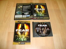 FEAR  F.E.A.R. FIRST ENCOUNTER ASSAULT RECON PARA PC USADO COMPLETO