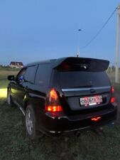 Subaru Forester SG 2002-2007 Rear Roof Wing Spoiler Syms style (with lamp)