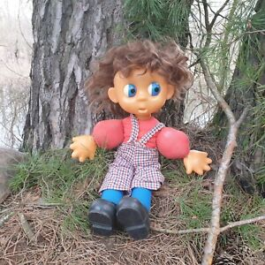 Collectible Toys Vintage Kids Toy Doll Boy