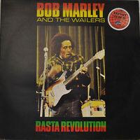 "Bob Marley And the Wailers - Rasta Revolution 12 "" LP (W490)"