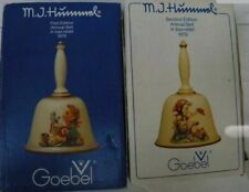 L@K~Hummel Bells Set Of 5 W/Boxes~