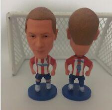 Statuina FERNANDO TORRES #19 ATLETICO MADRID FC football action figure 7 cm