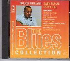 (CA244) Big Joe Williams, Baby Please Don't- 1995 The Blues Collection CD No 036