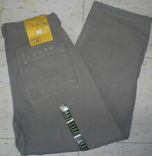 Vintage green Fourstar USA Japan skateboard street wear military style pant 32