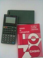 Calculatrice Casio fx-6900G