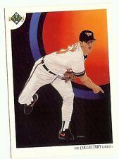 1991 Upper Deck Baltimore Orioles 31 card Team Set plus hologram card
