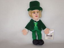 Wizard of Oz bean bag new with tags Leprechaun St.Patrick Day Mayor man doll