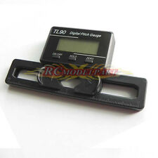TL90 Main Blade Digital Pitch Gauge W/LCD Display Align TREX 250 450 500 600 700