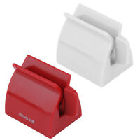 Rolling Tube Toothpaste Squeezer Toothpaste Easy Dispenser Seat Holder Stand  Hg