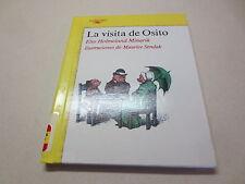 La Visita de Osito by Else Holmelund Minarik (1982, Hardcover)