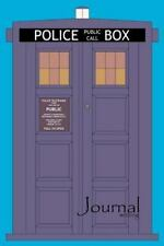 Journal Writing Police Box: Journal : Writing by M. Clemons (2015, Paperback)
