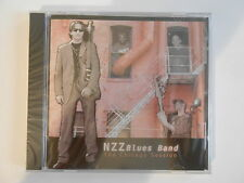 NZZ BLUES BAND : THE CHICAGO SESSION - [ CD ALBUM NEUF ] - PORT GRATUIT