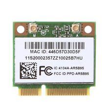 AR9285 AR5B95 802.11b/g/n Wireless Half Mini PCI-Express WiFi Card For Lenovo