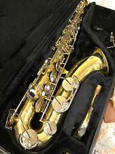 Yamaha YTS-23 Tenor Saxophone Sax with Hard Case and Berg Larsen Mpc