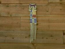 Native American Inspired Beaded Pipe Bag