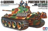 Tamiya 35176 1/35 Scale Model Tank Kit German Panther Type G Sd.Kfz.171 Late Ver