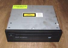 2006-2010 AUDI A8 GPS NAVIGATION DVD CD DRIVE, PART# 4E0919887C, 4E0910887K, OEM