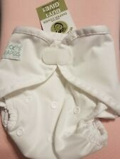 Nicki's Diapers Cloth One-Size diaper cover Velcro