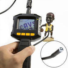 2,3 Zoll TFT LCD Endoskop Kamera für KFZ 8mm Inspektionskamera Wasserdicht