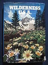Wilderness U.S.A [Hardcover] [Jun 01, 1973] Seymour L. Fishbein and Sigurd F. ..