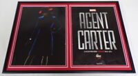 Agent Carter 2015 ABC Framed 12x18 ORIGINAL Advertising Display Hayley Atwell
