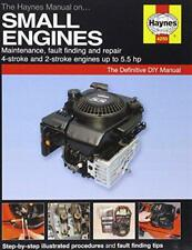 Small Engine Manual (Haynes Service and Repair Manuals) by Paperback Book 9
