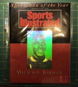 December 23, 1991 Sports Illustrated... Sportsman Of The Year... Michael Jordan