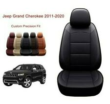 2011-21 Jeep Grand Cherokee Leather Seat Cover Set Unused