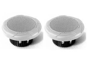Vidsonix VX-132BX Speaker with Light Grey Grill - Dynasty Spas replacement - VHB