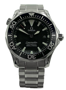 Omega Seamaster Diver Midsize 2262.50.00 Stainless Steel w/ Box, Book, & Card