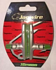 Jagwire Cyclone Xtreme Linear Pull V-Brake Pads - Green Compound - Wet, Muddy